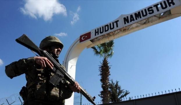 Suriyeden yasa dışı yollarla Türkiyeye girmeye çalışan 11 kişi yakalandı