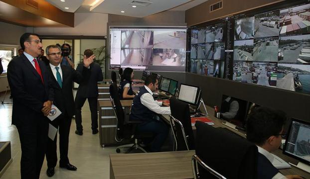 Sınır kapıları yüz kayıt kameralarıyla donatılıyor