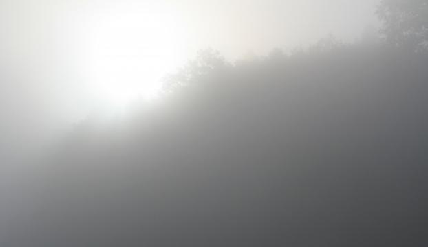 Çanakkale Boğazında yoğun sis