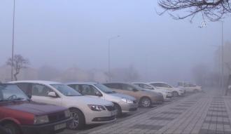 Silivri'de sis etkili oluyor