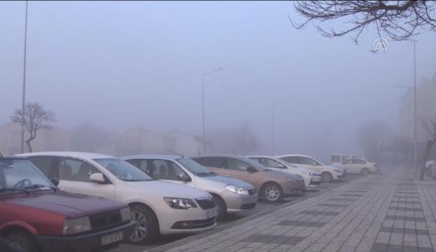 Silivride sis etkili oluyor