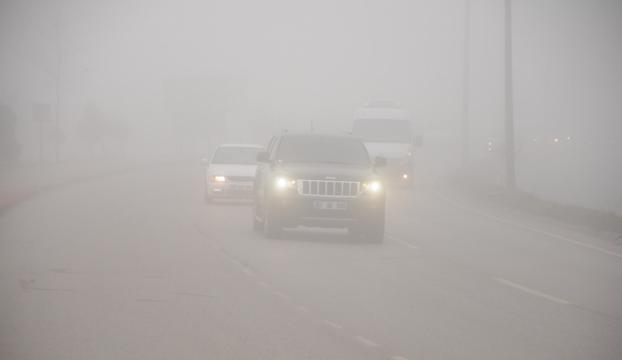 Çanakkale Boğazında deniz ulaşımına sis engeli