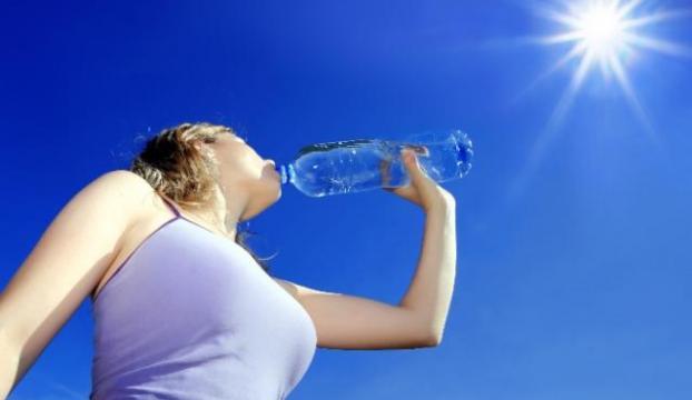 Şişeden su içmeyin !