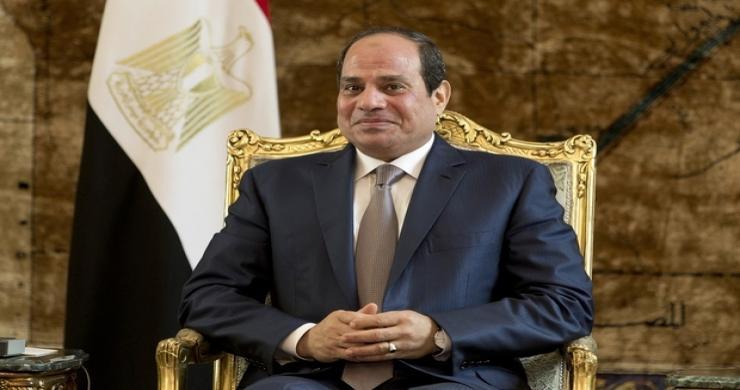 Trump Sisi'yi Washington'a davet etti