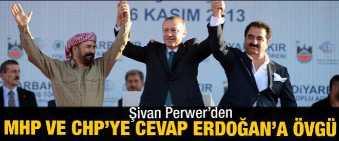 Şivan Perwer: Sadece barış için Türkiye'ye geldim