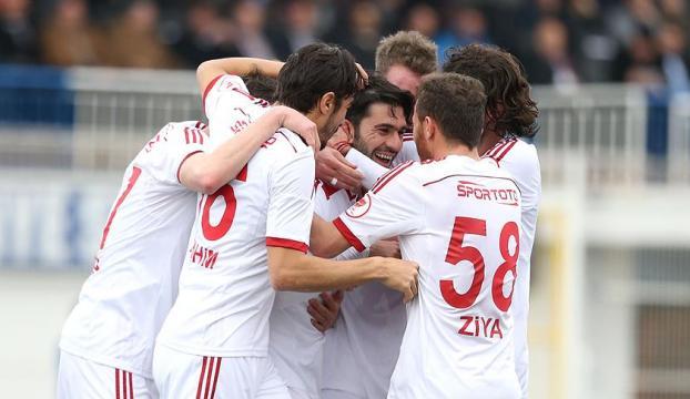 Sivasspor kupada çeyrek finale çıktı