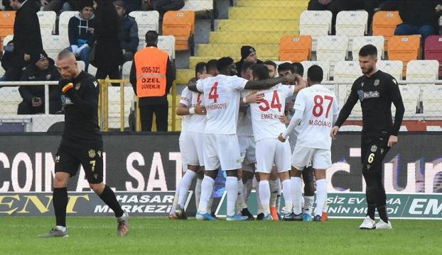 Lider Sivasspor, Fenerbahçe maçına odaklandı