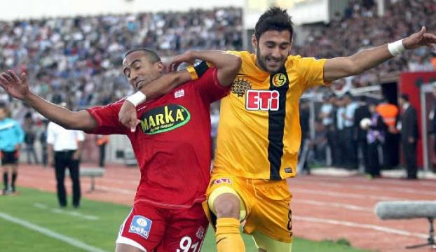 Sivasspor ile Eskişehirspor ligde 15. randevuda