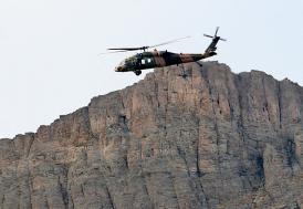 Tunceli'de helikopter düştü! 12 Şehidimiz var...