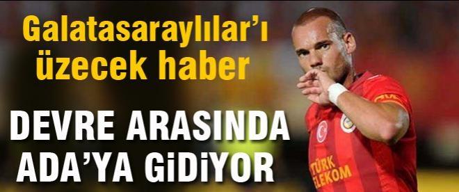 Sneijder Chelsea yolunda