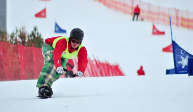 Snowboard Dünya Kupasına doğru