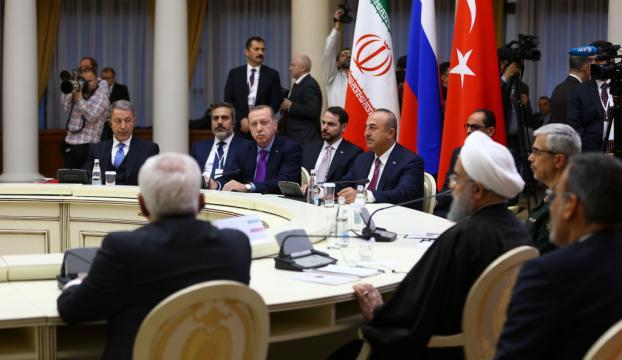 Soçide üçlü Suriye zirvesi