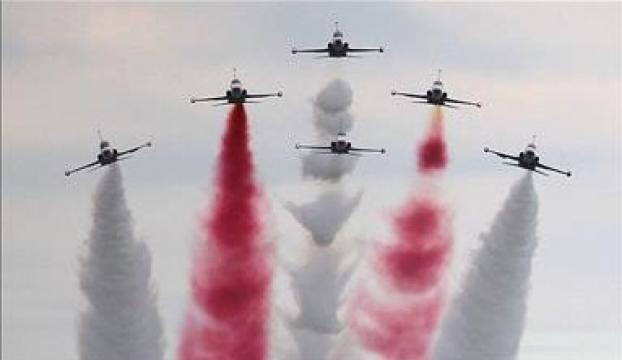 SOLOTÜRK Gaziantep semalarında uçacak