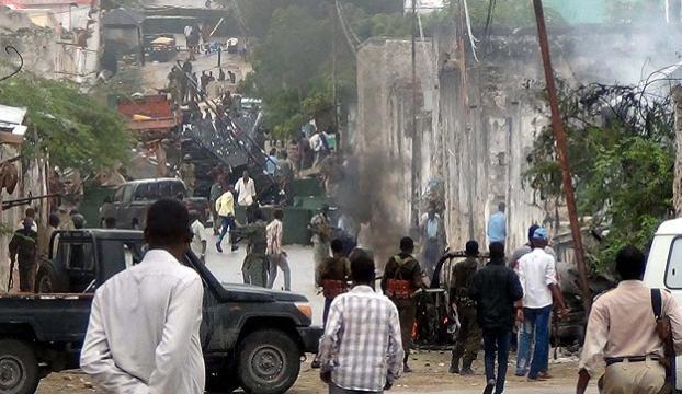 Somali Cumhurbaşkanına suikast girişimi