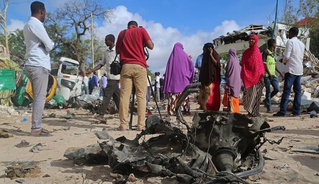 Somalide intihar saldırısı: en az 15 ölü