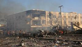 Somali'de intihar saldırısı: 17 ölü