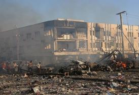 Somali'deki bombalı saldırıda ölenlerin sayısı 231'e yükseldi