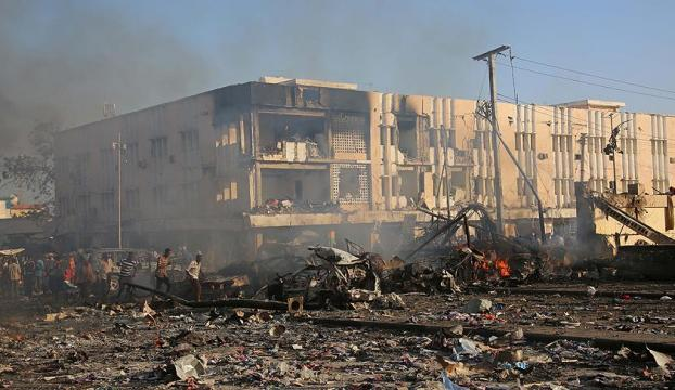 Somalide intihar saldırısı: 17 ölü