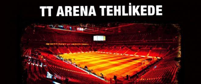 TT Arena Galatasaray'ın elinden alınabilir