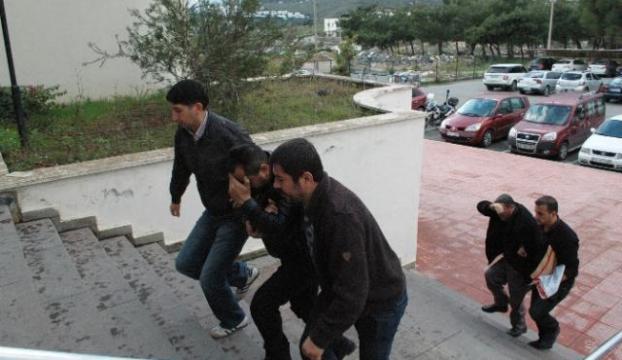Sosyete hırsızları yakalandı