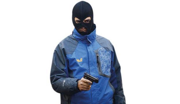 Konyada silahlı soygun