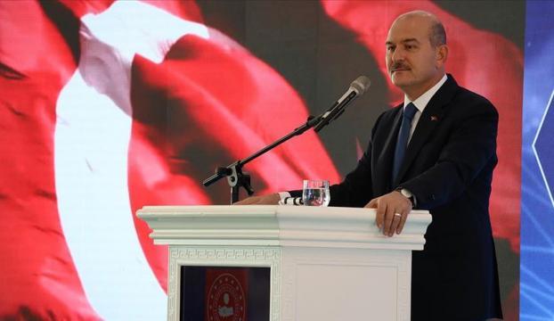 İçişleri Bakanı Soylu: 21. yüzyılın gelişmiş medeniyetleri Orta Doğuda teröre senaristlik ve rejisörlük yapmaktadır