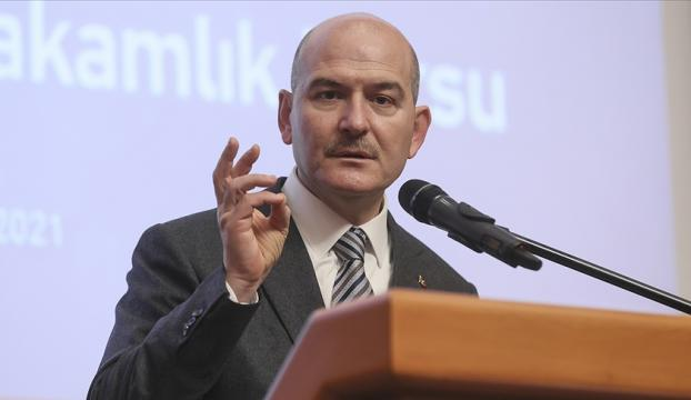 """İçişleri Bakanı Soylu: """"Kılıçdaroğlu meseleyi siyasi tartışmaya dönüştürdü"""""""