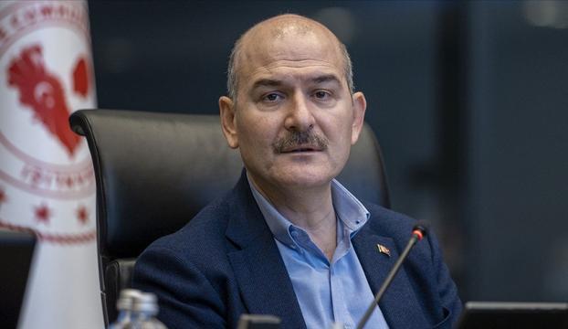 """İçişleri Bakanı Soylu, """"Kontrollü Normalleşme"""" döneminde daha yoğun denetim modeline geçileceğini bildirdi"""