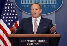 Spicer: Yapılan açıklama bizden önceki yönetimlerin açıklamalarıyla tutarlıdır