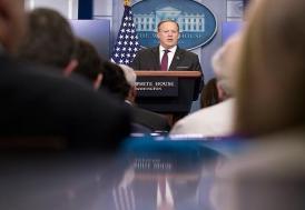 """Beyaz Saray'dan Suriye'de """"güvenli bölge"""" açıklaması"""