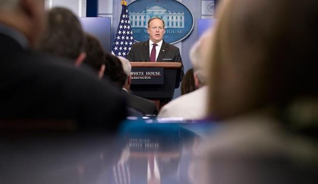 """Beyaz Saraydan Suriyede """"güvenli bölge"""" açıklaması"""