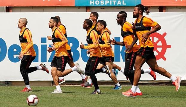 Galatasaray, Çaykur Rizespor maçına hazır