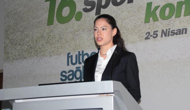 16. Ulusal Spor Hekimliği Kongresi Antalyada devam ediyor