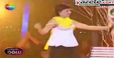 testYıldız Tilbe Harlem Shake Dansı Yaptı