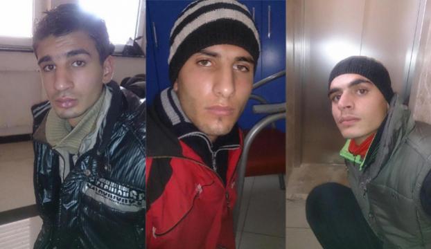 Cinayet işleyen 3 Suriyeli yakalandı