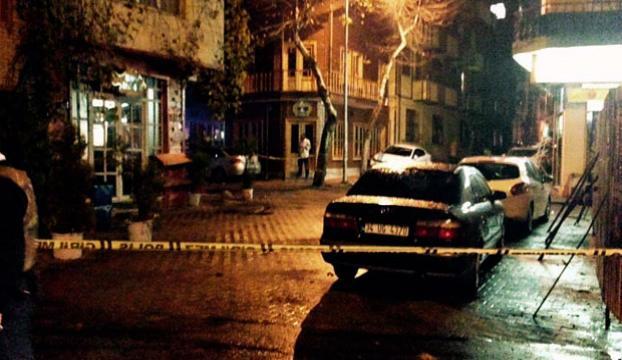 Maltepede cadde ortasında infaz: 1 ölü