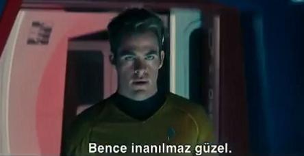 testStar Trek: Bilinmeze Doğru