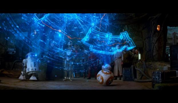 """""""Star Wars""""un hologram teknolojisi gerçeğe dönüşmek üzere"""