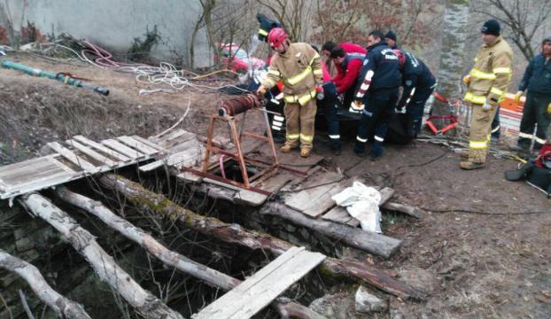 Balıkesirde su kuyusuna düşen 19 yaşındaki genç öldü