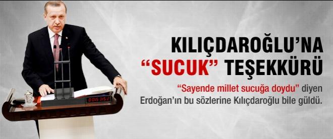 Erdoğan'dan Kılıçdaroğlu'na 'sucuk' teşekkürü