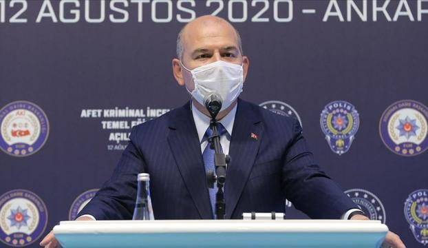 """İçişleri Bakanı Soylu: """"Yıldırım-5 Operasyonu başlatıldı"""""""