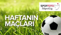 Süper Lig'de 9. haftanın programı