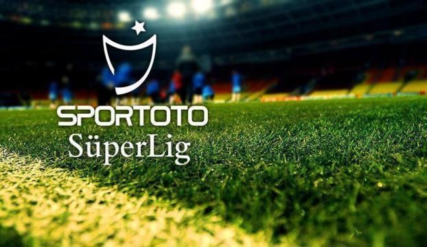 Spor Toto Süper Ligde 31. hafta heyecanı başlıyor