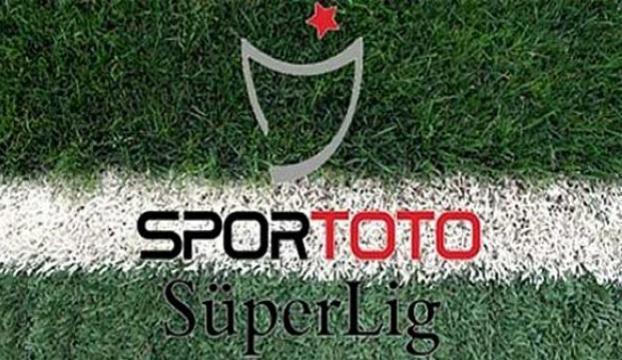 Spor Toto Süper Ligde 25. hafta