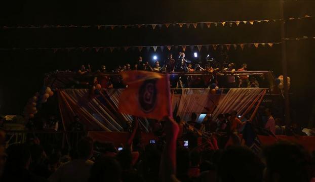Süper Ligde 62. sezonun şampiyonu Medipol Başakşehir