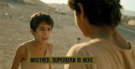 testNeredesin Süpermen
