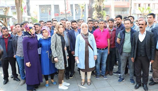 Diyarbakırda Sur Belediyesi 145 işçiyi işten çıkardı
