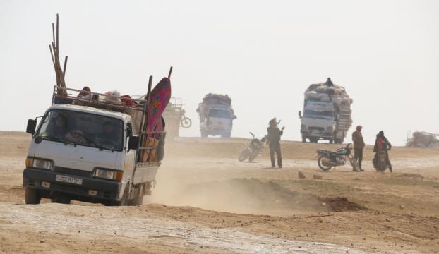 DEAŞ ve Esed rejiminden kaçanlar muhaliflere sığınıyor