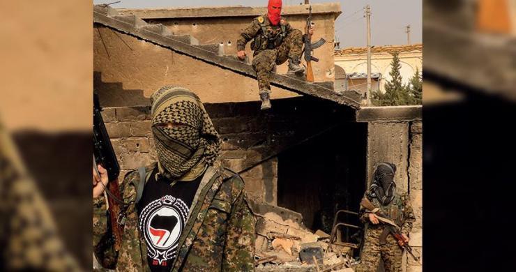 'Suriye'de PKK, Esad devletine dayanan otoriter bir rejim kurdu'