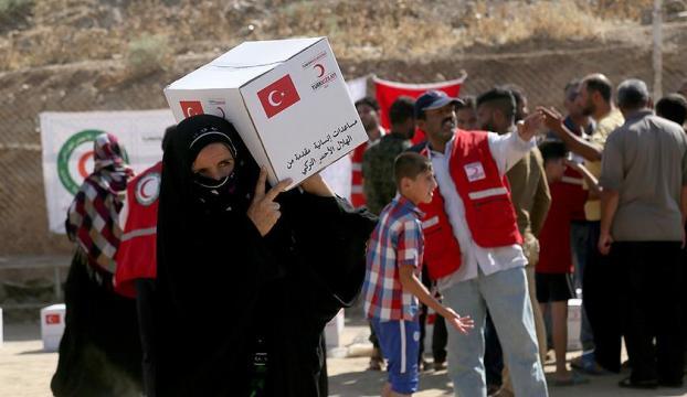 """""""Ülkemizde 3 milyon 611 bin 834 Suriyeliyi barındırıyoruz"""""""